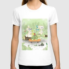 Fast as the rabbit T-shirt