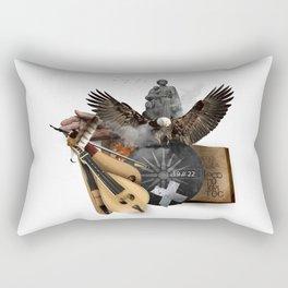 19 // 22 (Totem of the Eagle) Rectangular Pillow