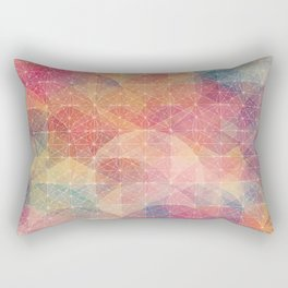 Like a special dream Rectangular Pillow