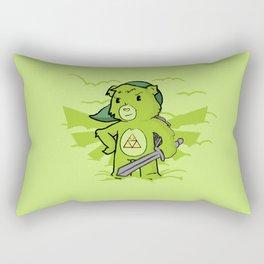 Link Bear Rectangular Pillow