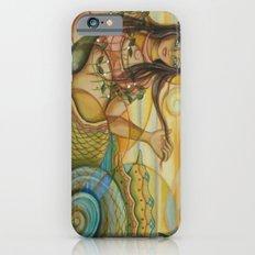 Mermaid Island iPhone 6s Slim Case