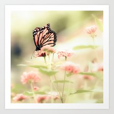 Queen of Spring Art Print