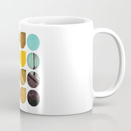 Cold Comfort Collage — Drippy Tag Coffee Mug