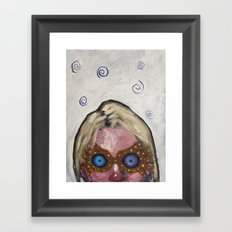 Looney Framed Art Print
