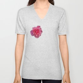 Rose Divine Unisex V-Neck