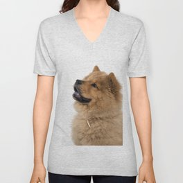 Chow Chow other profile Unisex V-Neck