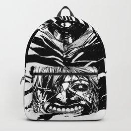 Kaneki Tokyo Ghoul 3 Backpack