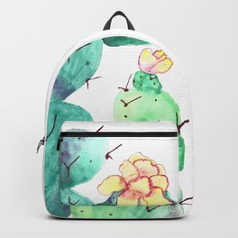 Cactus Blooms Backpack