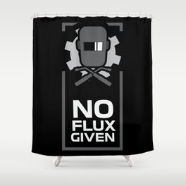 Welding - No Flux Given Shower Curtain
