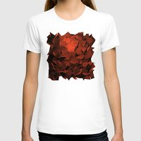 polygon T-shirts featuring Polygon 10 by Jambot