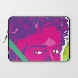 SCREECH :: Memphis Design :: Saved By the Bell Series Laptop Sleeve