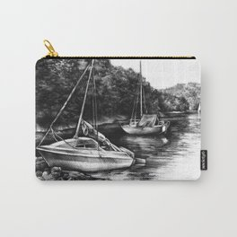 Moored Yachts Carry-All Pouch
