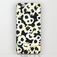 mercedes iPhone & iPod Skins featuring MAGNOLIA DREAMS by Chrisb Marquez