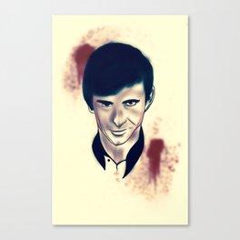 Norman Bates evolution Canvas Print