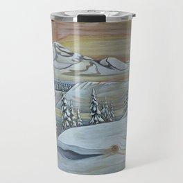 Hurricane Ridge Travel Mug
