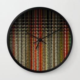 Filaments Wall Clock