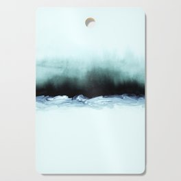 nordic shores 1 Cutting Board