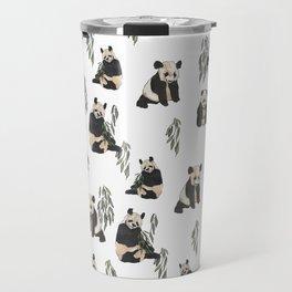 Pandas! Travel Mug