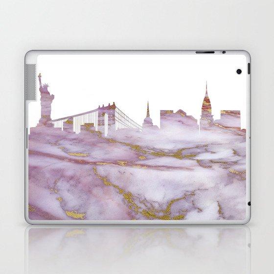 New York Skyline Laptop & iPad Skin