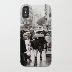 La Vie Parissiene iPhone X Slim Case