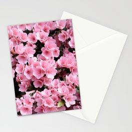Mini azaleas #floral Stationery Cards