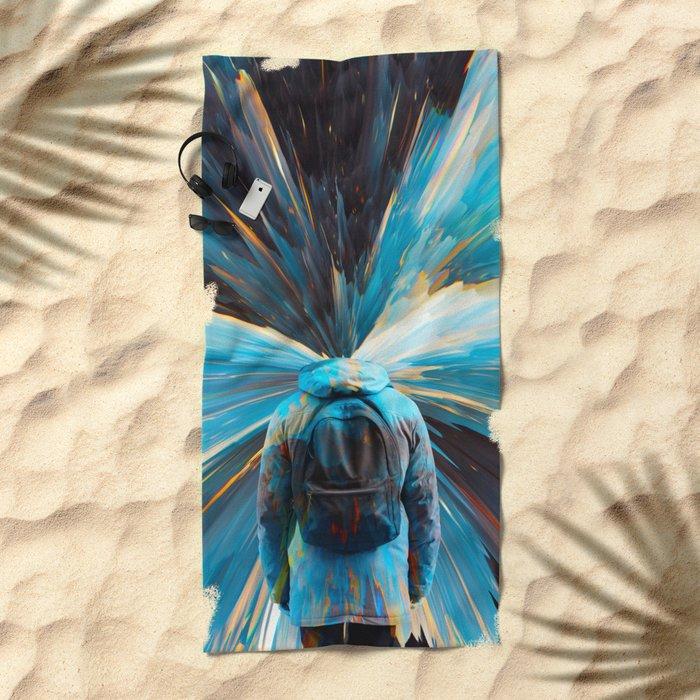 Imagination II Beach Towel