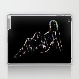 Melting Babe  Laptop & iPad Skin