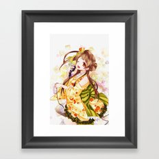 NEW ANIME COLLECTION 2 Framed Art Print