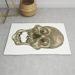 Skull - Decay and Rot Rug