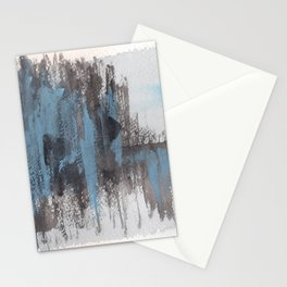 150423 Autumn Abstract 81 Stationery Cards