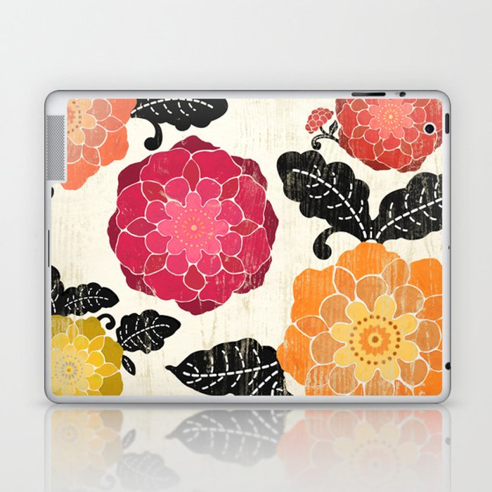 Where there is Love there is Life Laptop & iPad Skin