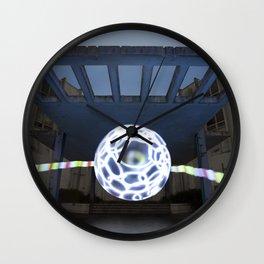 """David Choong-Lee"" Wall Clock"