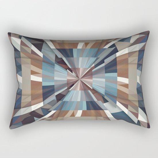 All This Time Rectangular Pillow