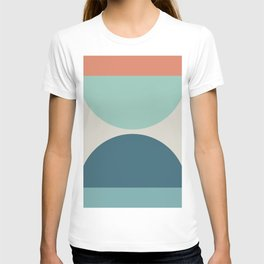 Abstract Geometric 22 T-shirt