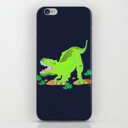 Dino - Bright iPhone Skin