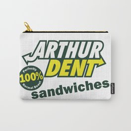 The Sandwich Maker Carry-All Pouch