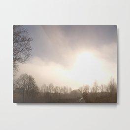 Valdres Metal Print