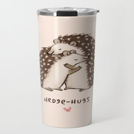 Hedge-hugs Travel Mug