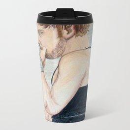 Dean Ambrose Metal Travel Mug