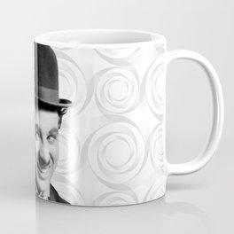 Charlie Chaplin Old Hollywood Coffee Mug