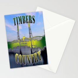 Timbers Country Stationery Cards