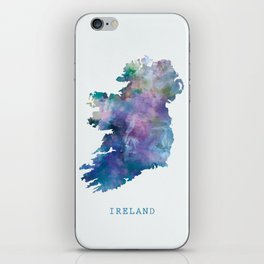 Ireland iPhone Skin