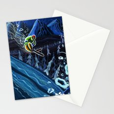 Air Flight Control Stationery Cards