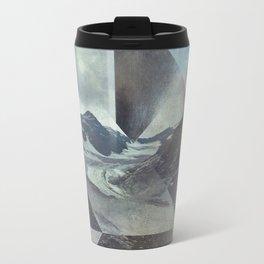 Mountains Glacier - Cuts Travel Mug