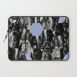 Koln Church Abstract Laptop Sleeve