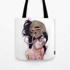 Never Still (restless) Tote Bag