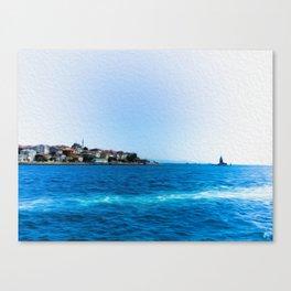 Bosforo Canvas Print