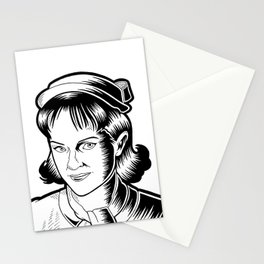 Peggy Olson Stationery Cards