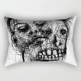 A Madman's Diary Rectangular Pillow