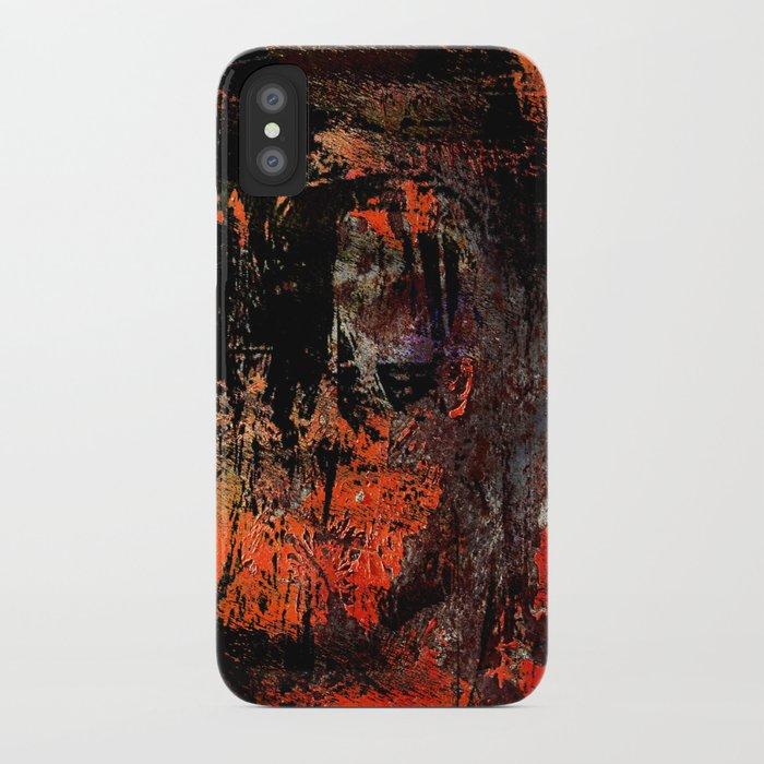 My Red Instinct iPhone Case